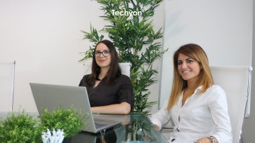 Smart working: intervista a Sara e Valentina di Techyon